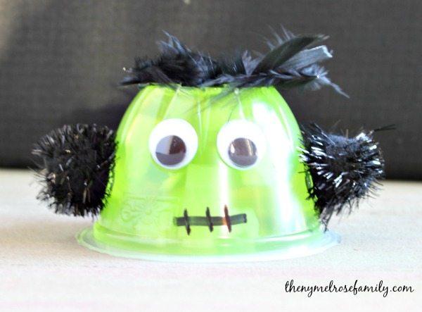 Frankenstein Halloween Packaged Treats