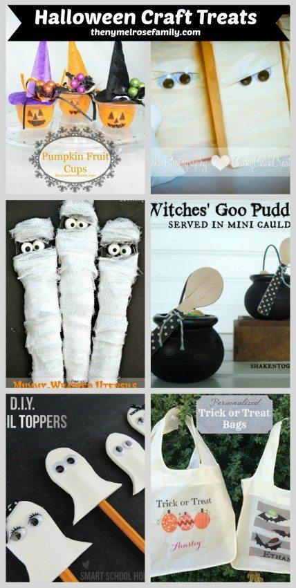 Halloween-Craft-Treats