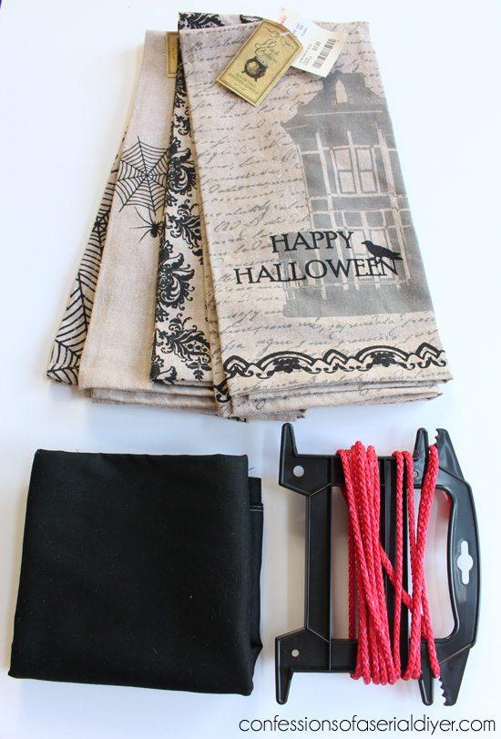Tea-Towel-Halloween-Pillows-1