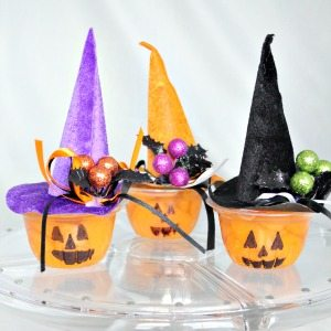 pumpkin fruit cups side