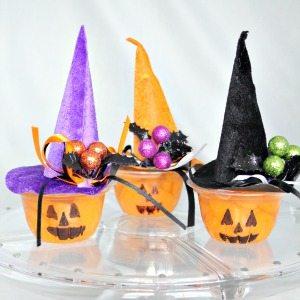 pumpkin fruit cups side
