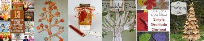 Gratitude collage