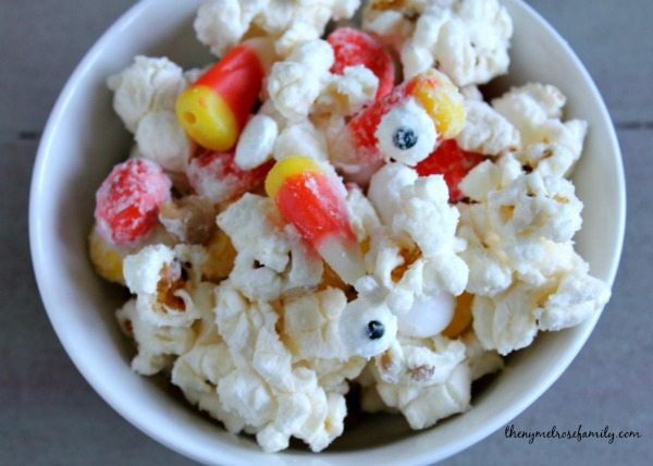 Popcorn Recipe for Thanksgiving
