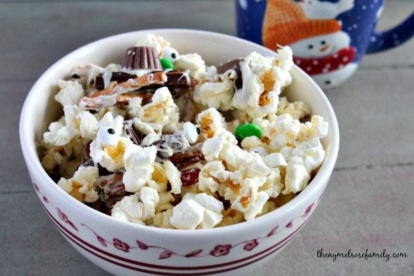 Popcorn Recipe for Winter
