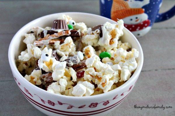 Popcorn Recipe for Winter