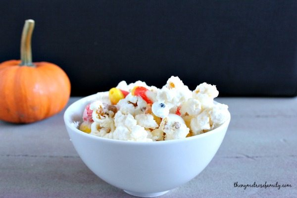 Thanksgiving Popcorn Recipe