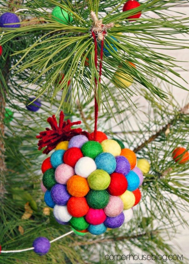 wm corner house blog felt ball ornament shot