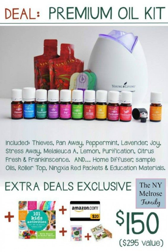 Essential Oils Deal