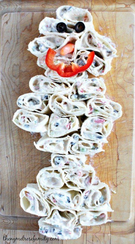 Snowman Pinwheels