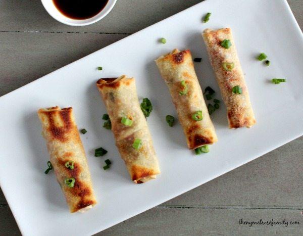 Instant Pot Asparagus Risotto