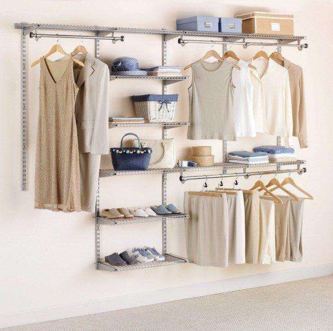Closet Maid System
