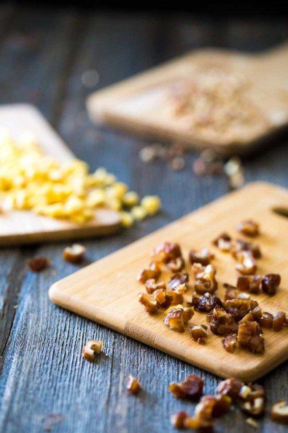 Cornbread Protein Bars