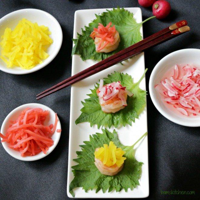 Garlic Shrimp Appetizer