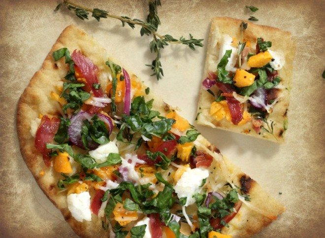Healthy Flatbread Pizza | Homemade Healthy Pizza Recipes | Homemade Recipes | healthy pizza crust alternatives