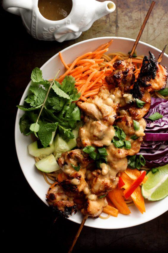 Thai-Chicken-Satay-Salad-6