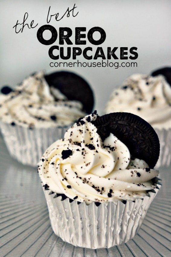 oreo cupcakes mint oreo cupcake recipe oreo cupcakes 6 oreo cupcakes ...