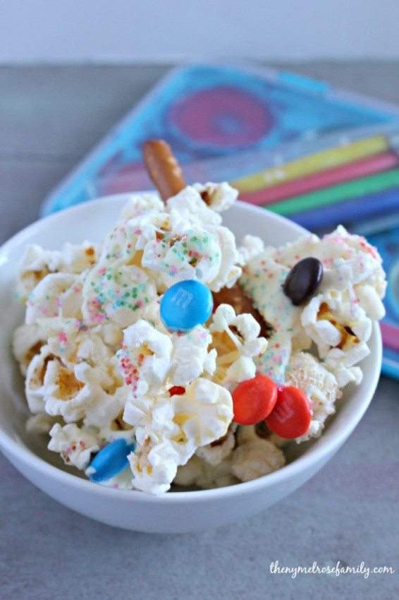 Art Party Popcorn