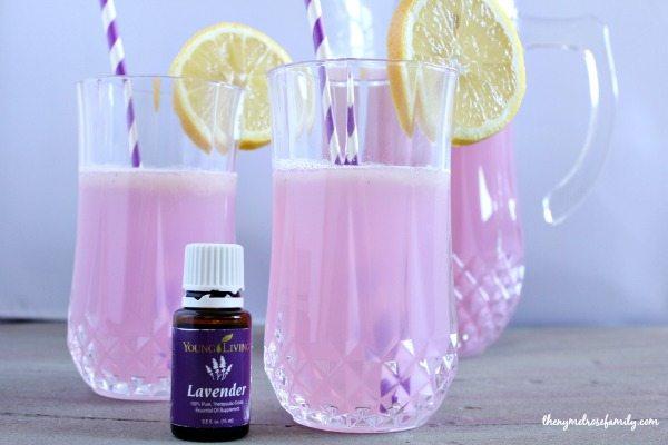 Lavender Lemonade - The Melrose Family