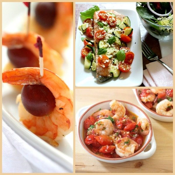Seafood Recipe by Simply Fresh Dinners