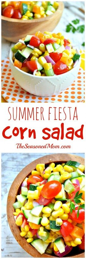 Summer Fiesta Corn Salad