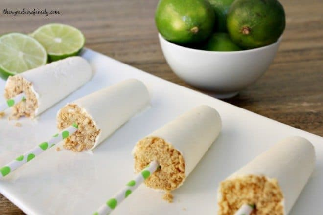 Lime Popscles