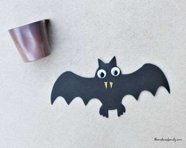 Bat Halloween Treat Supplies