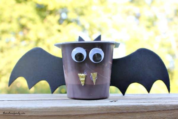 Bat Halloween Treat