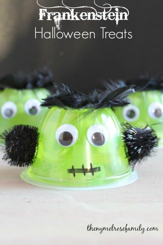 Frankenstein-Halloween-Treats