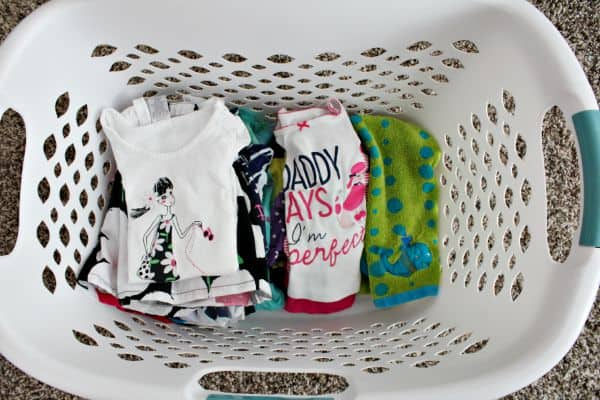 Laundry Made Easy routine