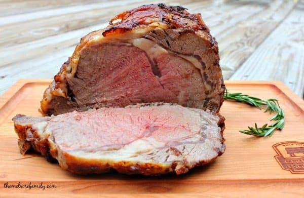 Herb & Garlic Crusted Roast #SundaySupper #RoastPerfect ...