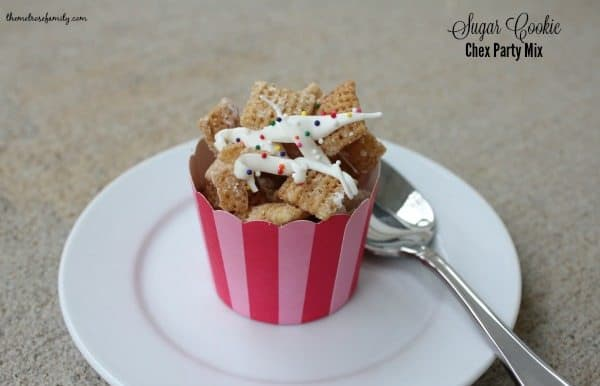 Sugar Cookie Chex