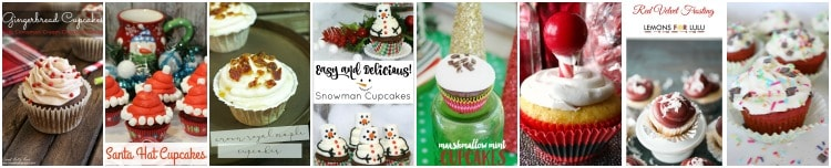 Top Holiday Cupcakes slider