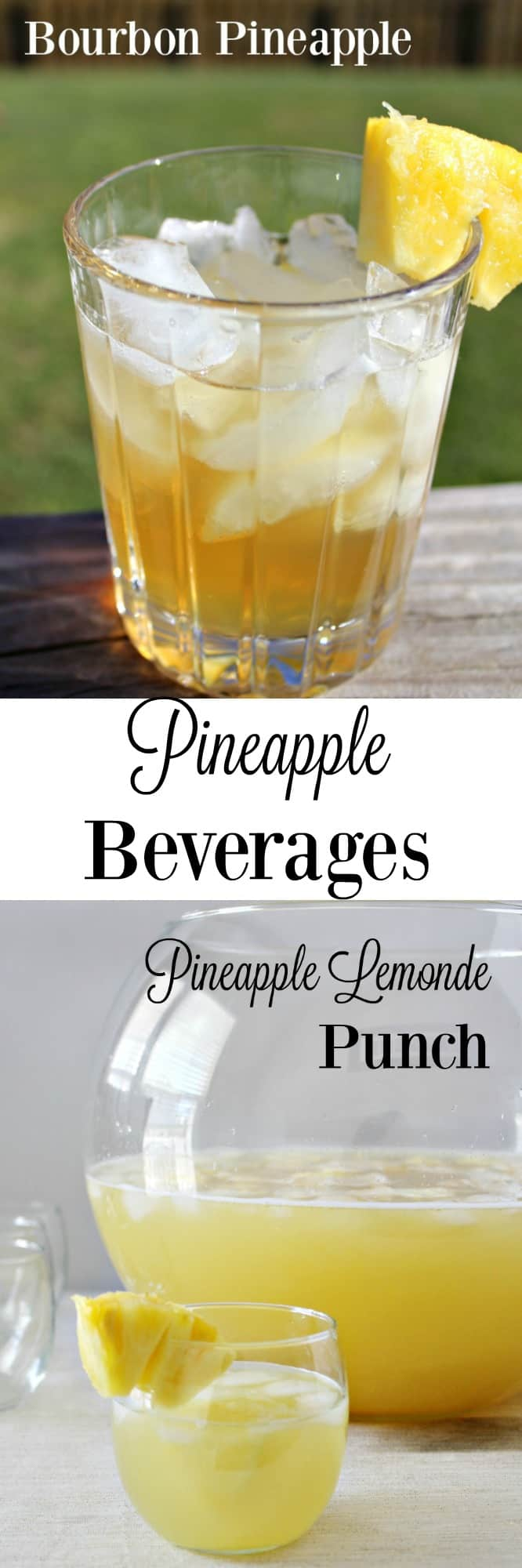 Pineapple Beverages