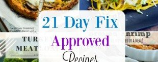 21 Day Fix Approved Recipes fb
