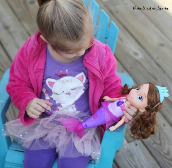 Connect with your toddler by buying toys of worthy characters.