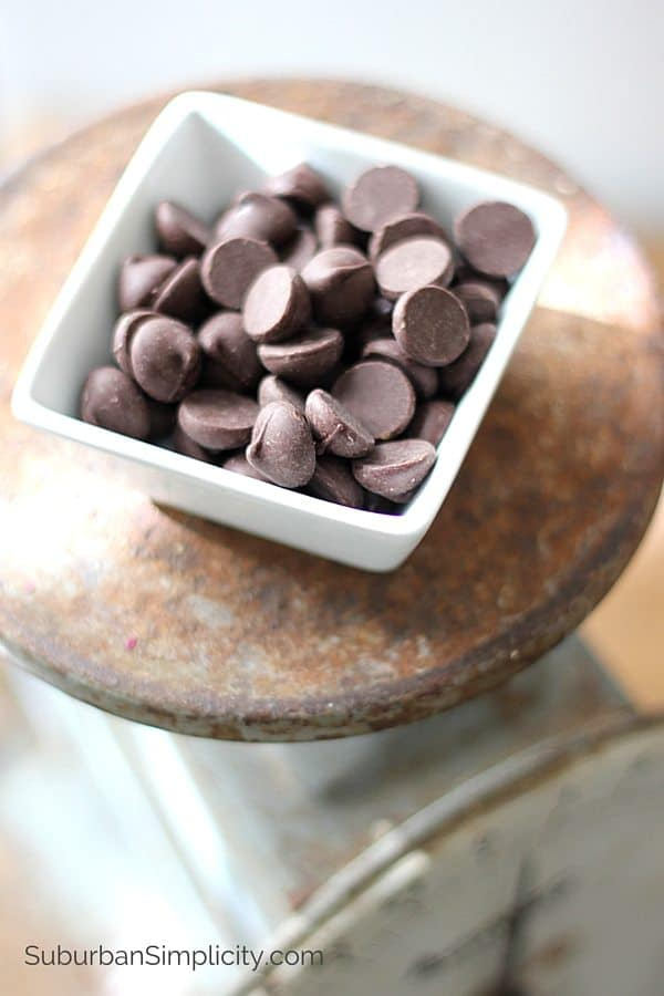 Dark Chocolate Fudge Brownie Chips