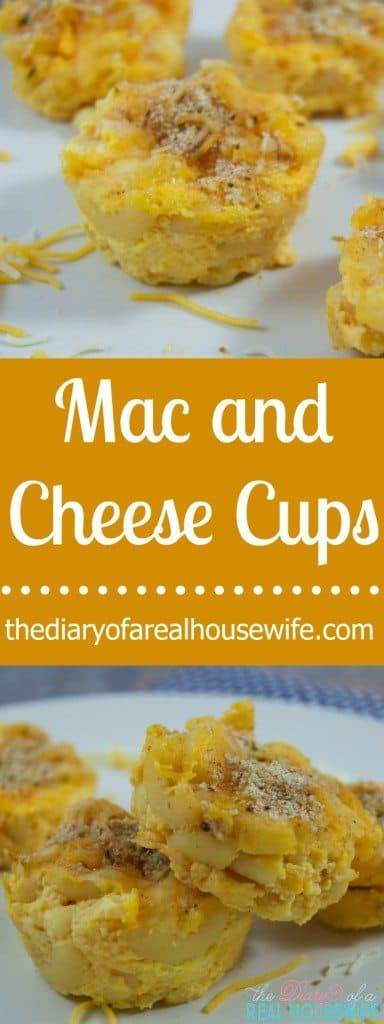 Do you need a meal in your rotation for the kids that is a sure fire hit? Look no further because these baked mac and cheese cups are a win every time.