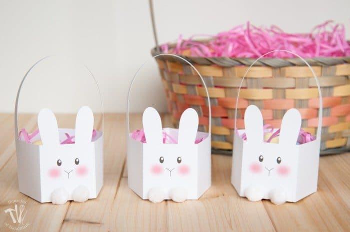Free Bunny Baskets