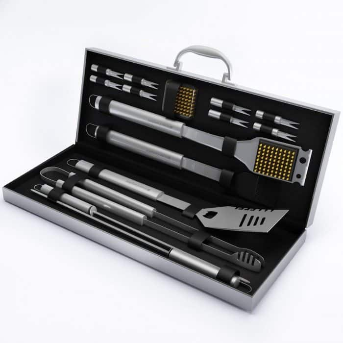 must have grilling tools bbq set