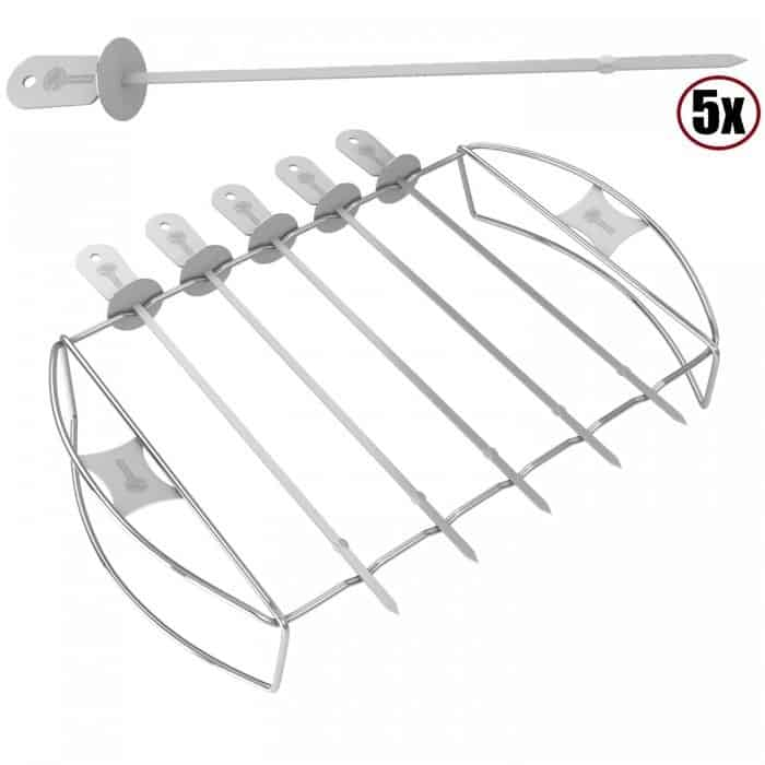 must have grilling tools skewer set