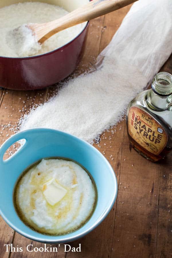 Creamy-Grits
