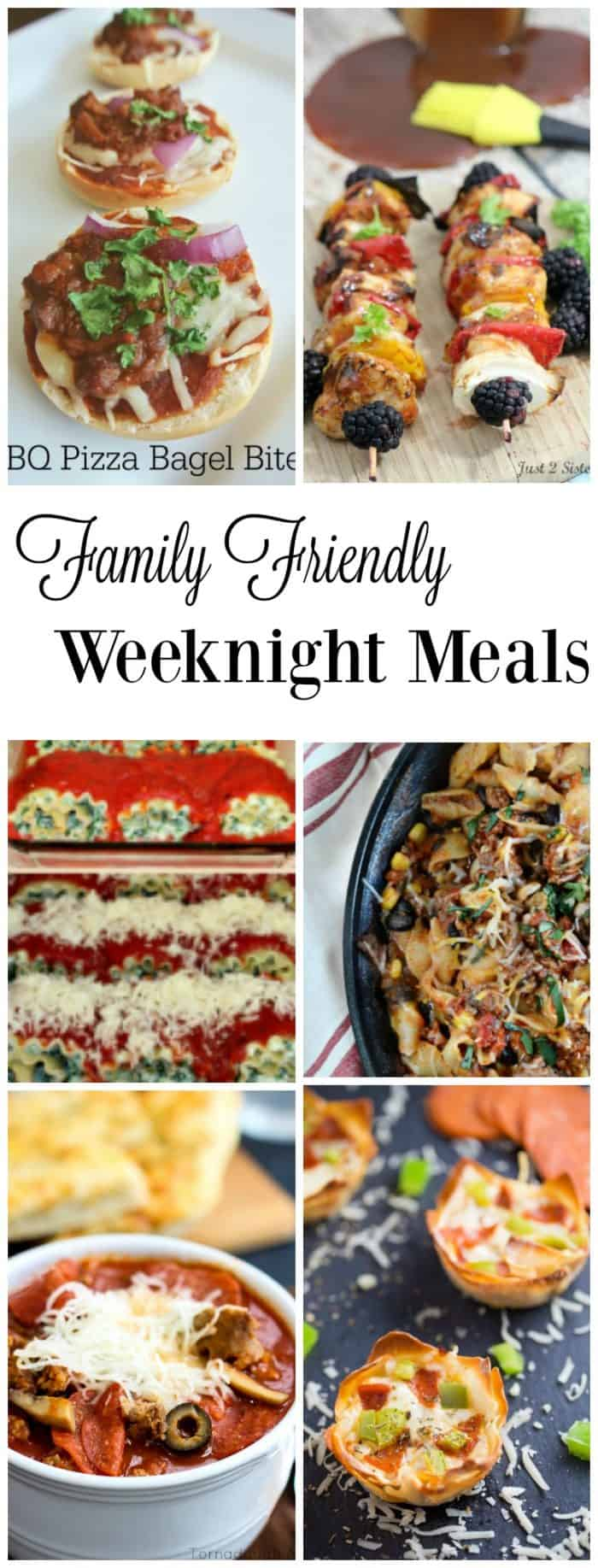 Are you struggling with lighter meals for the warm weather? These family friendly weeknight meals are perfect for the warmer weather.