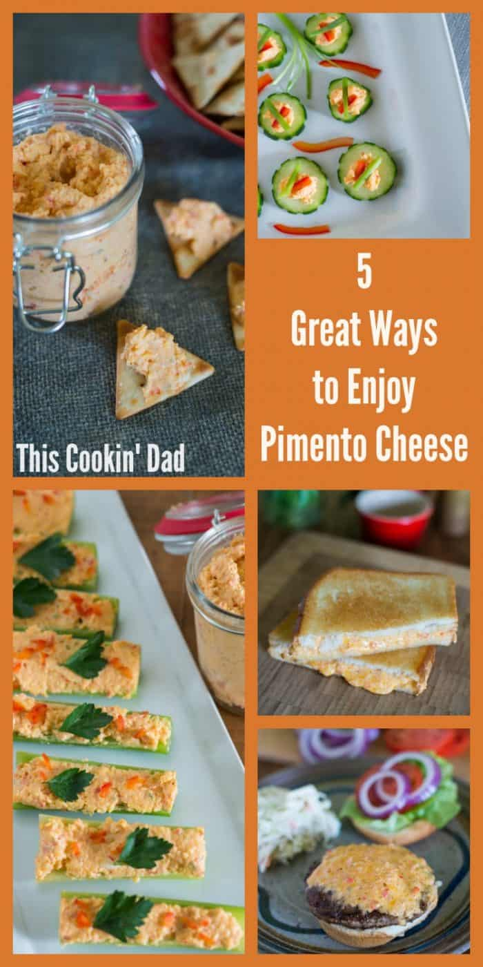 Need a cheese that never disappoints? We're showing you 5 Great Ways to Enjoy Pimento Cheese.
