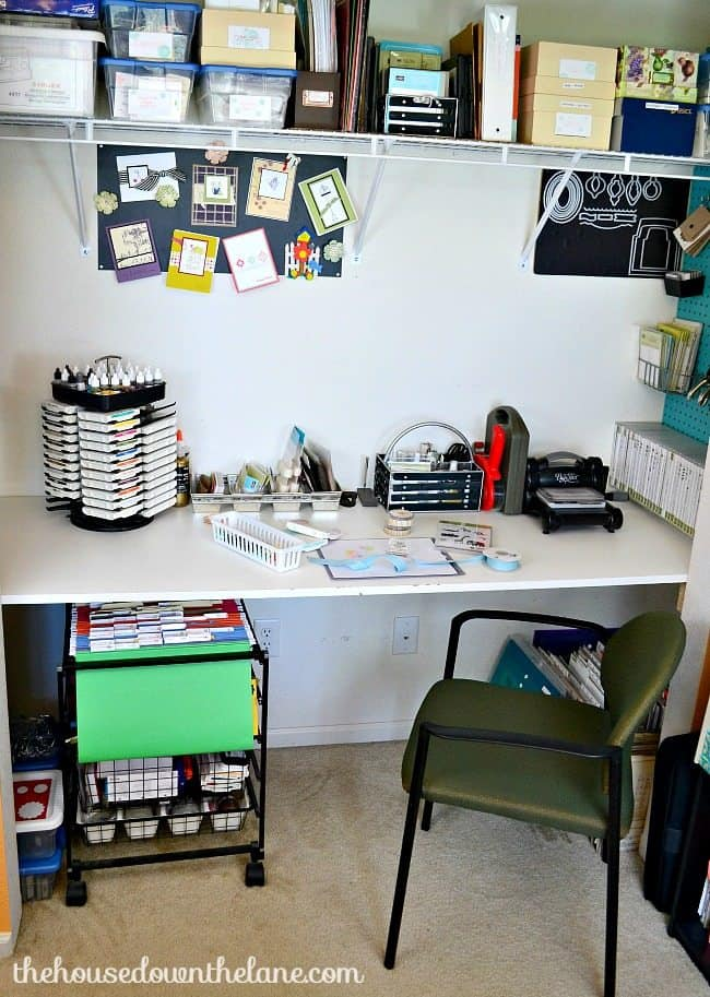 Organized Home Office 3
