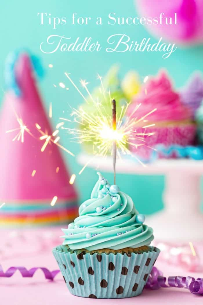 Not sure how to pull off a successful toddler birthday? We're taking the stress out of creating the perfect toddler birthday with these simple tips.