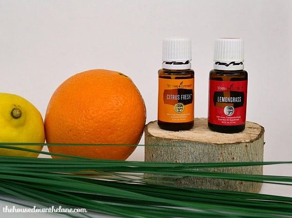 Energize Diffuser Recipes