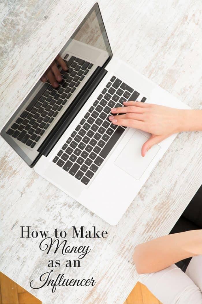Curious how to make money online with the brands that you love? We want to walk you through how to make money as an influencer that can become an income.