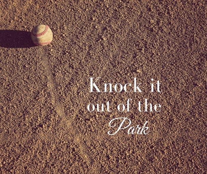 Knock it