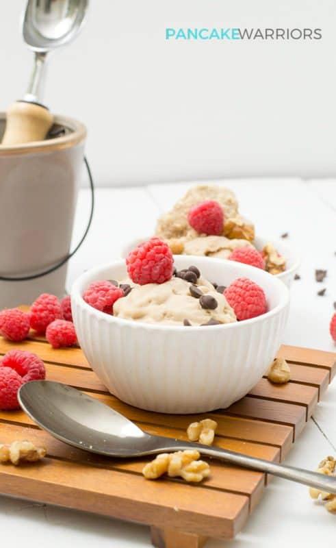 Simple Banana Ice Cream