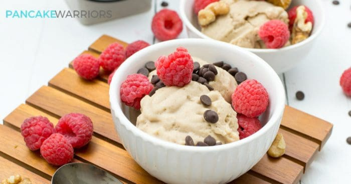 Simple Vegan Banana Ice Cream